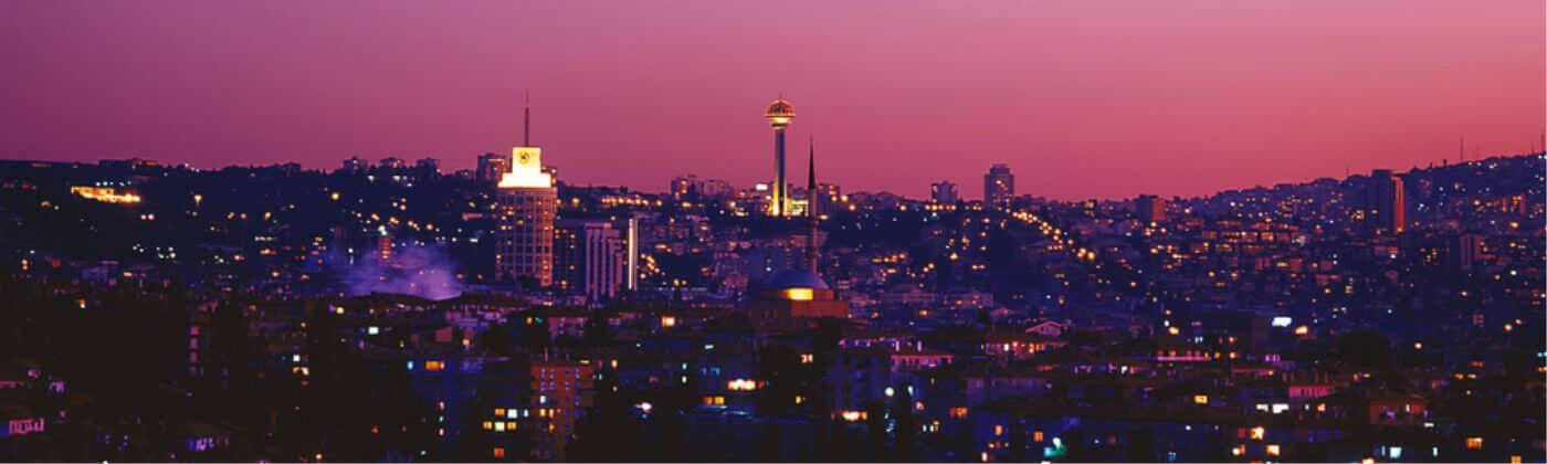 Ankara night city is one big lump of eroticism that is ready to offer you even more than you expect
