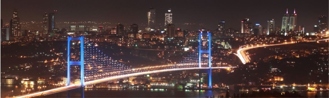 Istanbul night city is the heart of what Turkey can offer you, a city of thousand legends and remarkable history